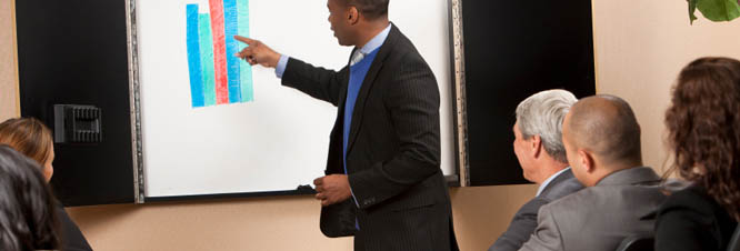Photo of Corporate Speech Training